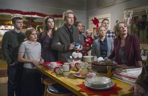 A sneak peek at Parenthood's Christmas