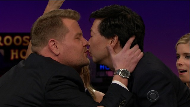 James Corden Ken Jeong
