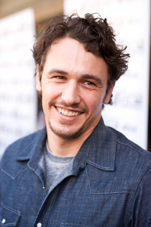 James Franco is getting published again