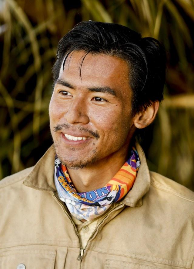 James Lim on Survivor: Ghost Island