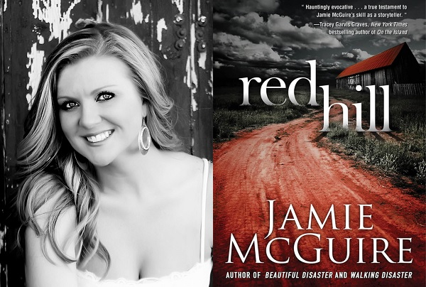 Jamie McGuire, author of Red Hill