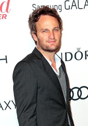 Jason Clarke at Spago