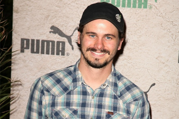 Jason Ritter in Hollywood, California