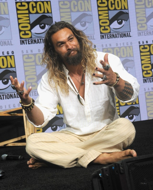 Jason Momoa Haka: 8 Things To Know About Jason Momoa & Why We're So Obsessed