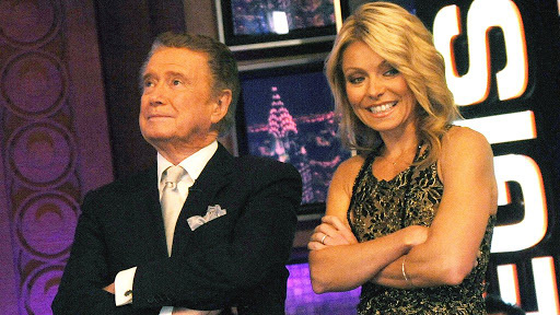 Regis Philbin and Kelly Ripa Have