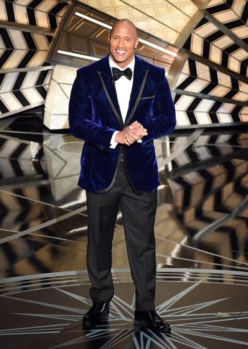 Celebrities running for office: Dwayne Johnson The Rock