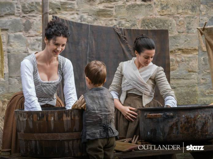 Scene cut from Outlander infuriates moms