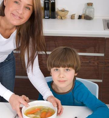 Autism diets: Eliminating additives and synthetic