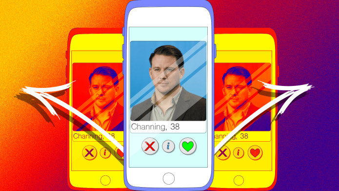We Made Channing Tatum's Tinder Profile