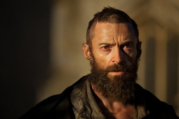 The many looks of Hugh Jackman: Les Miserables
