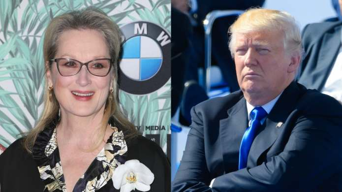Meryl Streep Is Being Forced to