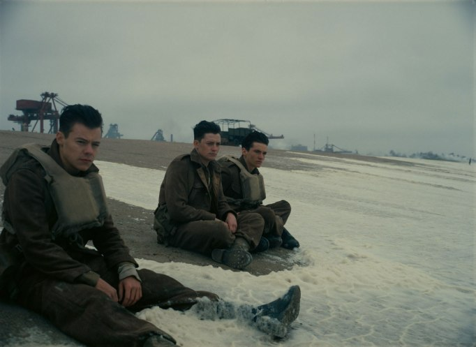 'Dunkirk' the Movie: What's Based on Truth & What's Made Up: Harry Styles