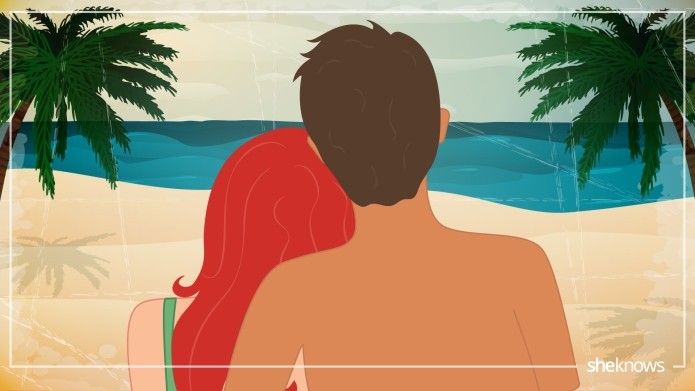 6 Beach-safe sex positions for hot