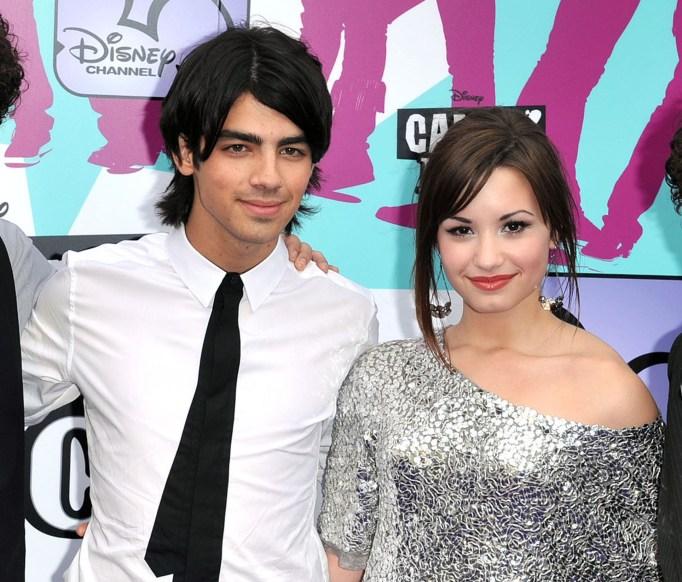 Joe Jonas Demi Lovato