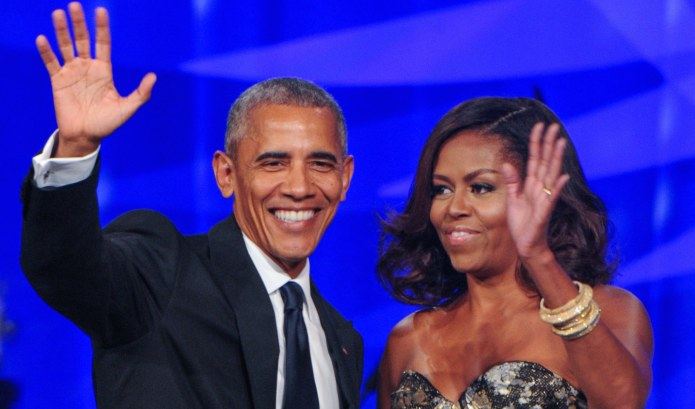 Barack & Michelle Obama Are Now