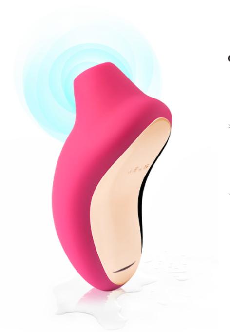 Sona clitoral stimulator