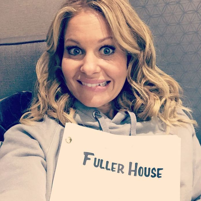 'Fuller House': 39 behind-the-scenes pics of