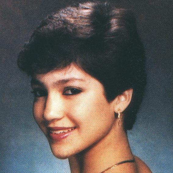 Jennifer Lopez Yearbook Photo