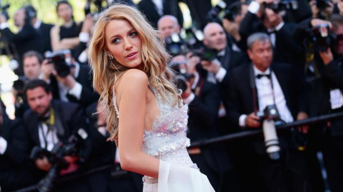 Blake Lively is winning the Cannes
