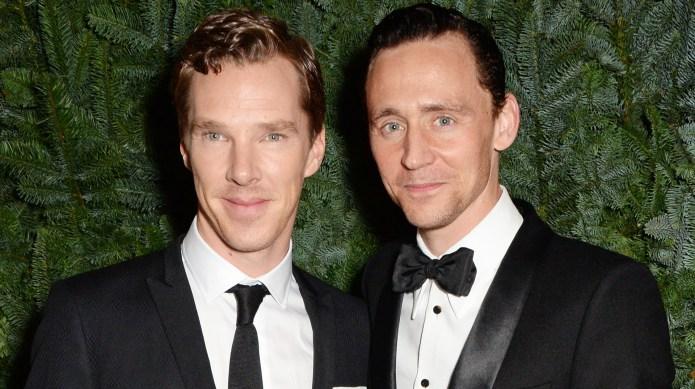 LONDON, ENGLAND - NOVEMBER 30: Benedict