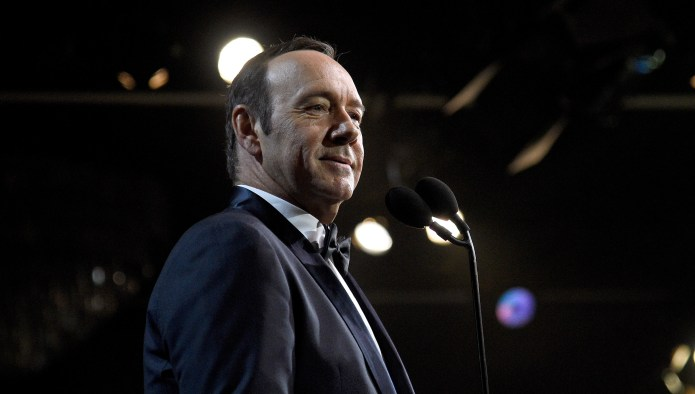 There's Major Backlash to Kevin Spacey's