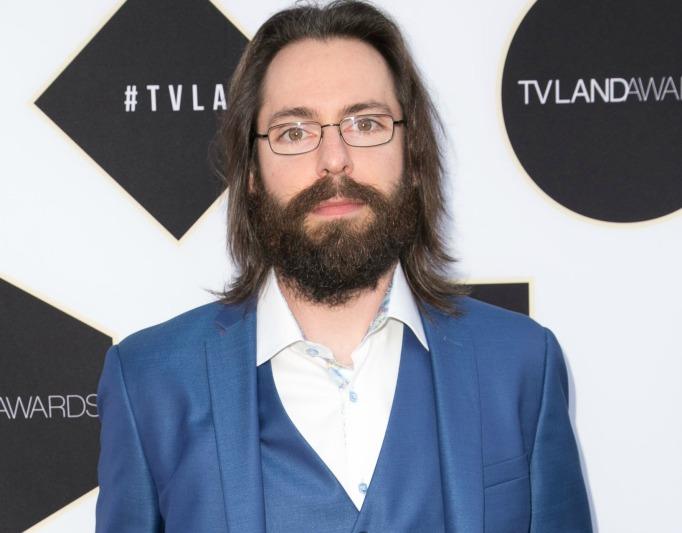 Martin Starr now