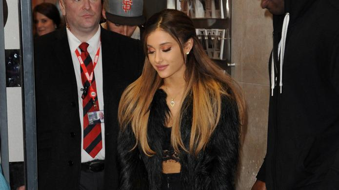 Ariana Grande joins Hollywood's favorite spiritual