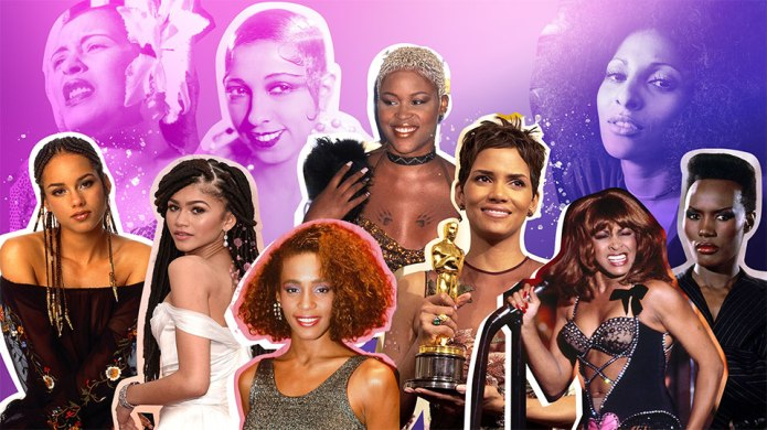 The Most Iconic Black Beauty Looks