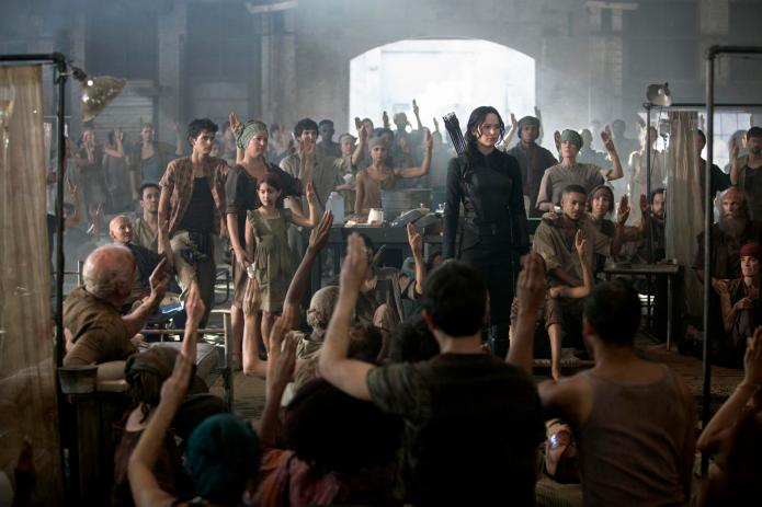 Mockingjay, Part 1: Why you're going