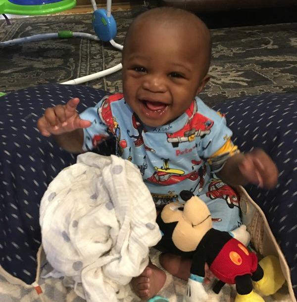 Baby Gus Robertson