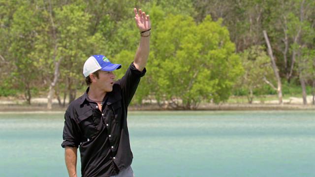 Survivor host Jeff Probst ready for challenge to start