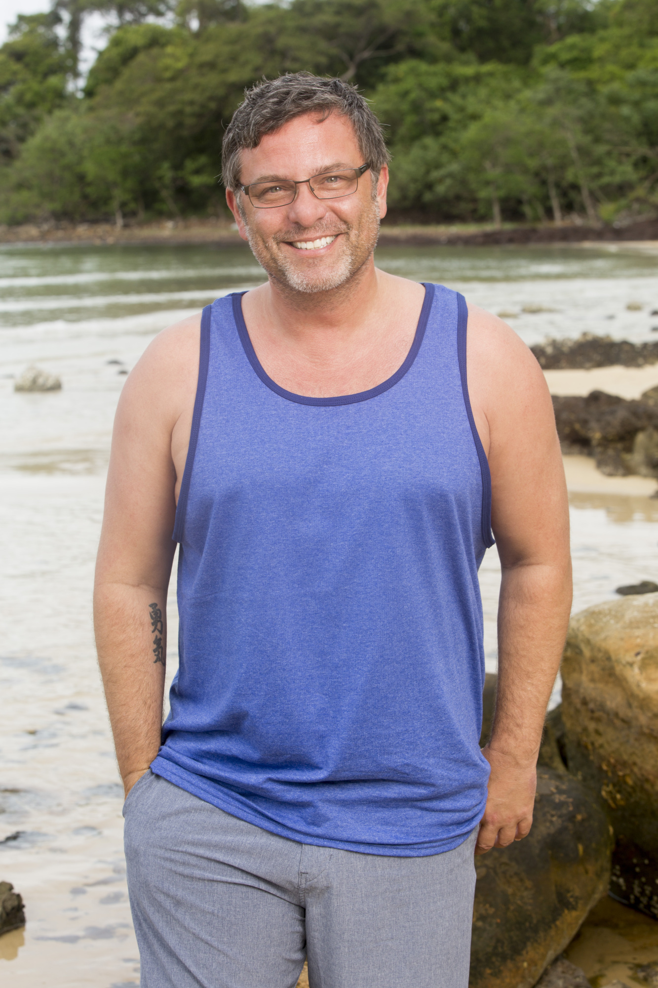 Jeff Varner cast photo for Survivor: Second Chance