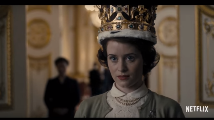 Netflix's new series The Crown puts