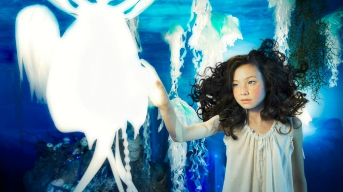 Jellyfish lamp looks amazing and is