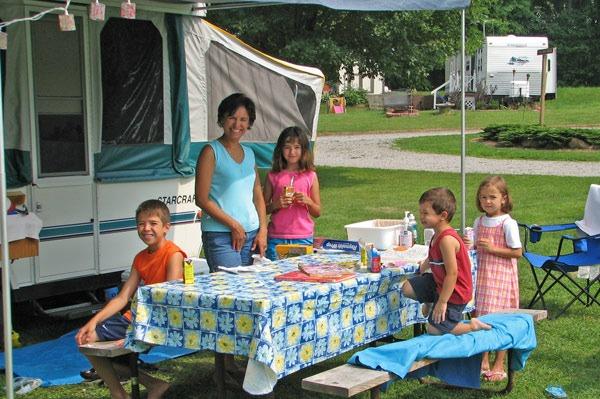Jellystone park family