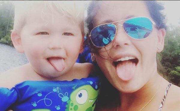 Cautionary Tale Of 4 Year Old Autistic >> Jenelle Evans Newest Picture Of Her Son Gets People All Riled Up