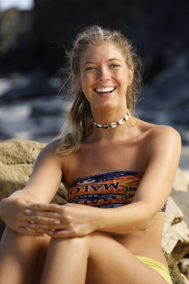 Jenna Bowman on Survivor: Ghost Island