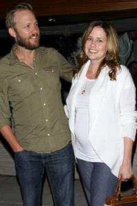 Jenna Fischer pregnant