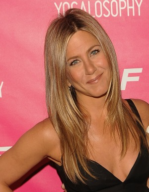 Jennifer Aniston and Justin Theroux spotted