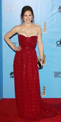 Jennifer Garner at the 70th Annual Golden Globe Awards