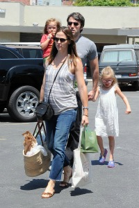 Jennifer Garner Ben Affleck pregnant