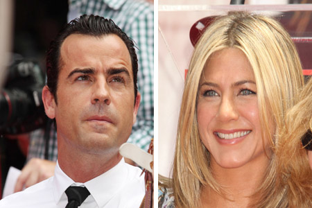 Jennifer aniston and Justin Theroux moving in together