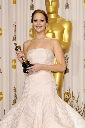 Jennifer Lawrence says Dior ads were photoshopped