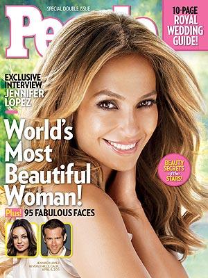 Jennifer Lopez dishes beauty advice