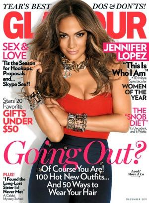 Jennifer Lopez Glamour