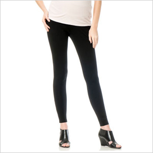 L By Jennifer Love Hewitt Secret Fit Belly® Ponte Maternity Leggings(destinationmaternity.com, $65)