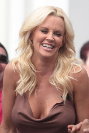 Jenny McCarthy is not too worried about nudity