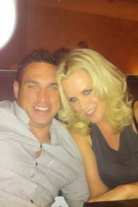 Jenny McCarthy and Jason Toohey