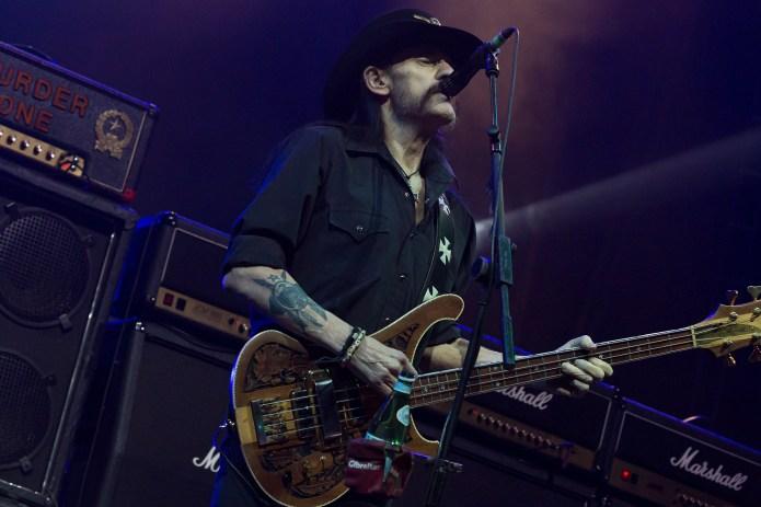 Fans of Motörhead frontman Lemmy can