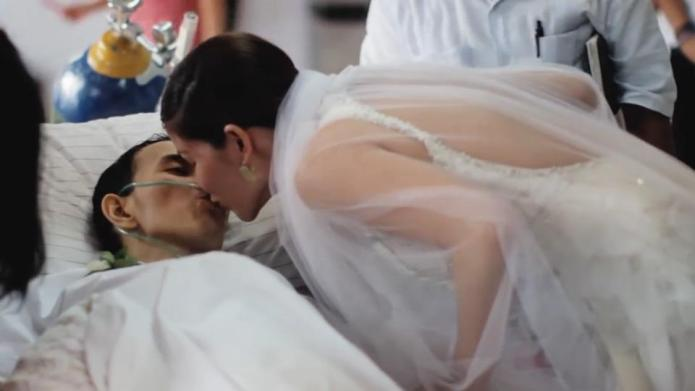 8 Touching wedding stories that will